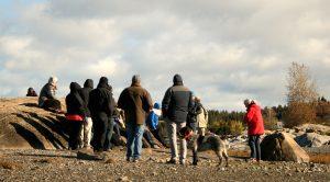 Randonnée Contée sur le littoral @ Grève Fatima, Trois-Pistoles | Trois-Pistoles | Québec | Canada
