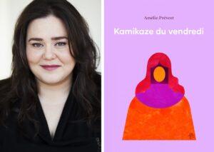 Lacement livre-balado : Kamikaze du vendredi @ Café des Grandes Gueules